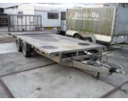 Machinetransporter IFOR Williams Trailer LM6/7 - Machinetransporter IFOR Williams Trailer LM6/7